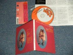 "Photo1: IKE & TINA TURNER アイク&ティナ・ターナー - FESTIVAL OF LIVE PERFORMANCES ライヴ 1967(Ex+++/MINT) / 2007 JAPAN ORIGINAL ""MINI-LP PAPER SLEEVE 紙ジャケ) Used CD  with OBI"