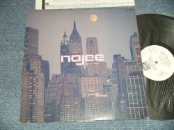 "Photo1: NAJEE ナジー  - NAJEE'S THEME ナジーのテーマ (Ex++/MINT- EDSP) / 1986 JAPAN ORIGINAL ""WHITE LABEL PROMO"" Used LP"