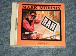 Photo1: MARK MURPHY マーク・マーフィー - RAH ラー (MINT-/MINT) / 1988 JAPAN ORIGINAL Used CD