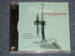 Photo1: CHET BAKER チェット・ベイカー - CHET BAKER LIVE IN TOKYO - Memories Boxイン・トーキョー (MINT-/MINT) / 2000 JAPAN Used 2-CD'S
