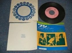 "Photo1: THREE DOG NIGHT スリー・ドッグ・ナイト -  A) ONE ワン  B) CHEST FEVER チェスト・フィーバー(Ex+++/MINT-) / 1974 Version JAPAN REISSUE Used 7"" Single"