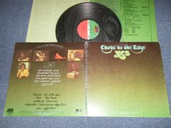 "Photo1: YES イエス - CLOSE TO THE EDGE 危機 (Ex-/Ex+++ EDSP) /1972 JAPAN ORIGINAL 1st Press ""¥2,000 Mark"" Used LP"