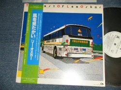"""Photo1: LEE OSKAR (WAR) リー・オスカー - THE BEST OF LEE OSKAR 風を見たかい(Ex+/MINT-) / 1982 JAPAN ORIGINAL """"WHITE LABEL PROMO"""" Used LP with OBI"""