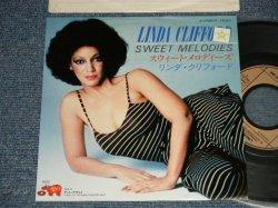 "Photo1: LINDA CLIFFORD リンダ・クリフォード - A) SWEET MELODIES スウィート・メロディーズ  B) I CAN'T LET THIS GOOD THING GET AWAY ゲット・アウェイ (Ex+++/MINT) /1979 JAPAN ORIGINAL Used 7""45 Single"