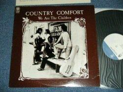 "Photo1: COUNTRY COMFORT カントリー・コンフォート - WE ARE THE CHILDREN ウィ・アー・ザ・チルドレン (Ex++/MINT-) / 1975 JAPAN ORIGINAL ""PROMO"" Used LP"