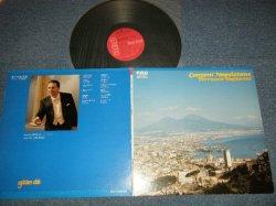 Photo1: FERRUCCIO TAGLIAVINI ェルッチョ・タリアヴィーニ - CANZONI NAPOLETANE オー・ソレ・ミオ/タリアヴィーニ ナポリ民謡を歌う(Ex+++/MINT-) / 1976 JAPAN ORIGINAL Used LP