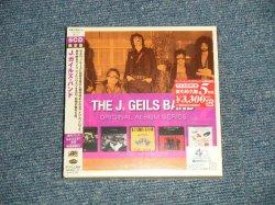 "Photo1: The J. GEILS BAND J.ガイルズ・バンド  - ORIGINAL ALBUM SERIES ファイヴ・オリジナル・アルバムズ(Limited)  (SEALED) / 2010 Japan ""BRAND NEW SEALED"" 5-CD's SET"