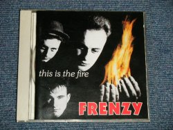 Photo1: FRENZY フレンジー - THIS IS THE FIRE 炎のロカビリー (MINT-/MINT) / 1994 JAPAN ORIGINAL  Used CD