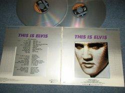 Photo1: ELVIS PRESLEY - THIS IS ELVIS (MINT-/MINT) / 1984 JAPAN ORIGINAL Used LaserDisc
