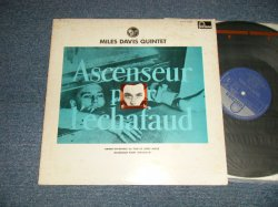 Photo1: MILES DAVIS QUINTET マイルス・デイビス -   Ascenseur Pour L'Echafaud 死刑台のエレベーター ( Ex-/MINT-) / 1973 Japan REISSUE Used LP