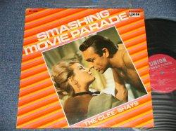 Photo1: The CLEE-SHAYS  クリー・シェイズ -  SMASHING MOVIE PARADE スマッシング・ムーヴィー・パレード (Ex+++/MINT-~Ex+++) / 1966(?) JAPAN ORIGINAL Used LP