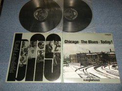 Photo1: V.A. OMNIBUS - CHICAGO THE BLUES TODAY! シカゴ・ブルースの黄金時代 (Ex+++/MINT-) / 1971 JAPAN ORIGINAL Used  2-LP's