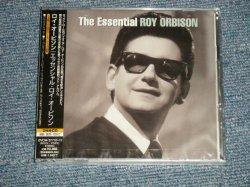 "Photo1: ROY ORBISON ロイ・オービソン - THE ESSENTIAL (SEALED) / 2007 JAPAN ORIGINAL ""BRAND NEW SEALED"" 2-CD"