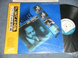 Photo1: The AMAZING BUD POWELL バド・パウエル - CLEOPATRA'S DREAM バド・パウエル傑作集クレオパトラの夢 (MINT-/MINT-) / 1982 JAPAN ORIGINAL Used LP  with OBI