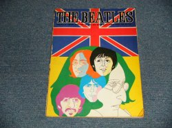 Photo1: The BEATLES-ビートルズ - THE BEATLES (SHEET MUSIC BOOK) (VG+++ WO)/ 1969?? Japan Used BOOK