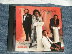 Photo1: GLADYS KNIGHT And The PIPS グラディス・ナイト&ザ・ピップス - ALL OUR LOVE オール・アワ・ラヴ (Ex+++/MINT) / 1988 JAPAN ORIGINAL Used CD