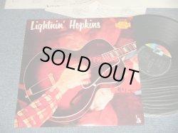 Photo1: LIGHTNIN' HOPKINS ライトニン・ホプキンス - STRUMS THE BLUES イン・ザ・ビギニング (MINT-/MINT/ 1975 Japan MONO Used LP