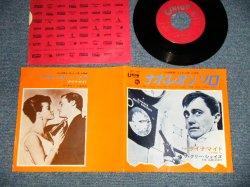 "Photo1: The CLEE-SHAYS クリー・シェイズ  -  A) THE MAN FROM U.N.C.L.E. ナポレオン・ソロ B) DYNAMITE ダイナマイト (Ex++/MINT-)  / 1966 JAPAN ORIGINAL Used 7""45 rpm Single"