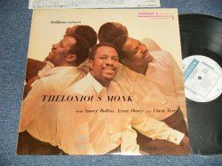 Photo1: THELONIOUS MONK セロニアス・モンク - BRILLIANT CORNERS ブリリアント・コーナーズ (MINT-/MINT) / 1984 JAPAN  REISSUE Used LP