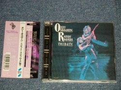Photo1: OZZY OSBOURNE オジー・オズボーン - TRIBUTE  RANDY RHODS トリビュート〜ランディ・ローズに捧ぐ(MINT-/MINT) /1997 JAPAN ORIGINAL Used CD with OBI