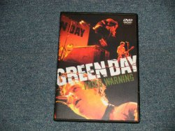 """Photo1: GREEN DAY - FATES WARNING (new) / COLLECTORS boot """"brand new"""" DVD-R"""