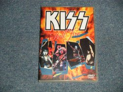 "Photo1: KISS - HELL FIRE (new) / COLLECTORS boot ""brand new"" DVD-R"
