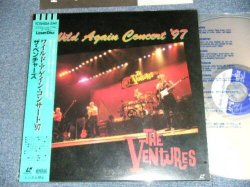 Photo1: THE VENTURES -  WILD AGAIN CONCERT '97 (MINT/MINT) / 1997 JAPAN   'NTSC' SYSTEM used LASERDISC with OBI