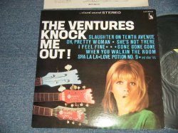 Photo1: THE VENTURES ベンチャーズ - KNOCK ME OUT (Ex++/MINT-) / 1970's JAPAN Used LP