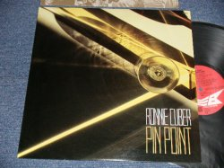Photo1: RONNIE CUBER ロニー・キューバー - PIN POINT ピン・ポイント (MINT-/MINT) /1986 JAPAN ORIGINAL Used LP