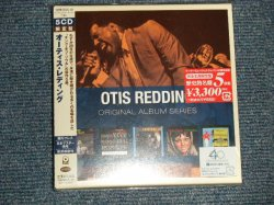 "Photo1: OTIS REDDING オーティス・レディング  - ORIGINAL ALBUMS ファイヴ・オリジナル・アルバムズ (SEALED) /  2010 JAPAN ORIGINAL ""MINI-LP CD / Paper Sleeve / 紙ジャケ"" ""Brand New Sealed"" 5-CD"