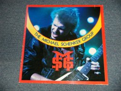 Photo1: MSG  The MICHAEL SCHENKER GROUP マイケル・シェンカー・グループ - ROCKURATION '81 JAPAN TOUR BOOK  / 1981 Japan  Used BOOK