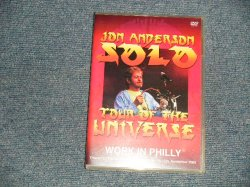 """Photo1: JON ANDERSON - WORK IN PHILLY (NEW) / """"BRAND NEW"""" COLLECTORS DVD-R"""