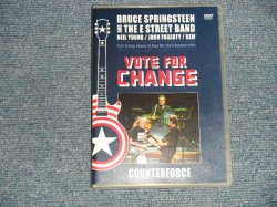 """Photo1: BRUCE SPRINGSTEEN - COUNTERFORCE  (NEW) / """"BRAND NEW"""" COLLECTORS DVD-R"""