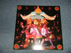 Photo1: STYX スティクス - PARADISE : 1982 JAPAN TOUR BOOKE( (MINT-) / 1982 JAPAN ORIGINAL TOUR BOOK
