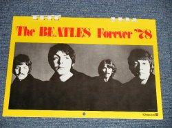 "Photo1: The BEATLES ビートルズ - FOREVER '78 CALENDAR (MINT-) / 1977 JAPAN ORIGINAL ""PROMO ONLY"" CALENDAR"