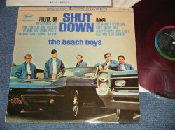 "Photo1: THE BEACH BOYS ビーチ・ボーイズ - SHUT DOWN (MINT-, Ex++/MINT-) / 964 JAPAN ORIGINAL ""RED WAX VINYL"" Used LP"
