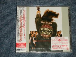 "Photo1: ost Various - SCHOOL OF ROCK (SEALED) / 2004 JAPAN Original ""BRAND NEW SEALED"" CD with OBI"
