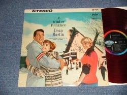 "Photo1: DEAN MARTIN ディーン・マーティン - A WINTER ROMANCE ウインター・ロマンス (Ex++, Ex+/MINT-) / 1959 JAPAN ORIGINAL? ""RED WAX"" Used LP"