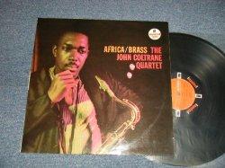 "Photo1: JOHN COLTRANE QUARTET ジョン・コルトレーン - AFRICA/BRASS ジョン・コルトレーンの「アフリカ」(Ex++/Ex+++ EDSP) / 1961 JAPAN ORIGINAL ""HEAVY WEIGHT"" Used LP"