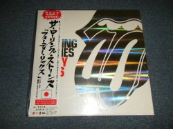 "Photo1: The ROLLING STONES ザ・ローリング・ストーンズ  - FORTY LICKS フォーティー・リックス 来日記念限定BOX 限定版 (SEALED) / 2002 JAPAN ORIGINAL ""BRAND NEW SEALED"" CD With OBI  BOX SET"
