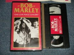 Photo1: BOB MARLEY ボブ・マーリィ - ONE LOVE PEACE CONCERT (MINT/MINT)  / 1993 JAPAN ORIGINAL Used VIDEO