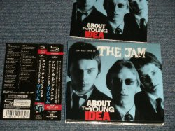 Photo1: THE JAM ザ・ジャム - ABOUT THE YOUNG IDEA : THE VERY BEST OF THE JAM アバウト・ザ・ヤング・アイデア ( MINT-/MINT)  / 2016 JAPAN Used 2-CD with OBI