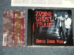 Photo1: ZOMBI GHOST TRAIN ゾンビ・ゴースト・トレイン - MONSTER FORMAL WEAR モンスター・フォーマルウェアー (MINT-/MINT) / JAPAN + IMPORT CD Original Used CD With OBI