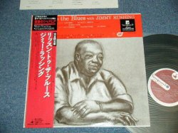 Photo1: JIMMY RUSHING ジミー・ラッシング - LISTEN TO THE BALUEDリッスン・トゥ・ザ・ブルース (MINT-/MINT-) / 1991 JAPAN REISSUE  Used LP With OBI