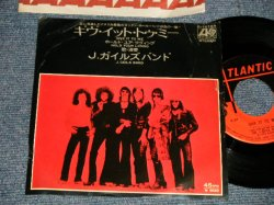 "Photo1: J. GILES BAND J. ガイルズ・バンド - A) GIVE IT TO ME  B) HOLD YOUR LOVING (Ex/Ex+) / 1973 JAPAN ORIGINAL Used 7"" 45rpm Single"