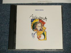 "Photo1: MILES DAVIS マイルス・デイビス デイヴィス - AMANDLA (MINT/MINT) / 1989 JAPAN ""PROMO"" Used CD"