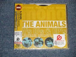 """Photo1: THE ANIMALS  ジ・アニマルズ - A's B's & EP's シングル・EP・コレクション (SEALED) / 2004 JAPAN """"BRAND NEW SEALED"""" CD with OBI"""