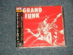 "Photo1: GRAND FUNK RAILROAD GFR グランド・ファンク・レイルロード - GRAND FUNK  (SEALED) / 2002 JAPAN ORIGINAL ""BRAND NEW SEALED""  CD With OBI"