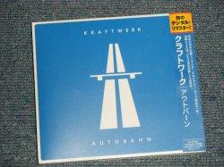 "Photo1: KRAFTWERK クラフトワーク - AUTOBAHN アウトバーン (SEALED) / 2009 JAPAN ORIGINAL ""BRAND NEW SEALED""  CD With OBI"