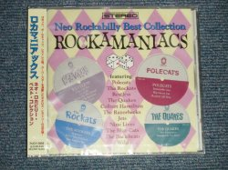 "Photo1: V.A. Omnibus - NEO-ROACKABILLY BEST COLLECTION ネオ・ロカビリー(SEALED)  / 2002 JAPAN ORIGINAL ""BRAND NEW SEALED"" CD"